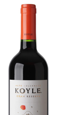 Nyhet i Systembolagets ordinarie sortiment - Koyle Gran Reserva Cabernet Sauvignon