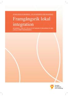 Nyanländas etablering – En investering för framtiden: Framgångsrik lokal integration