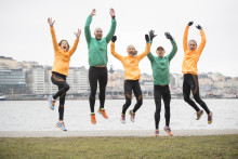 Hallå, TEAM ASICS GO RUN IT!