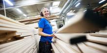 Cajsa Ivarsson – ett lyckat exempel med Yrkesintroduktionsavtalet