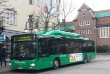 Skånetrafiken lyfter Hässleholms stadsbusstrafik