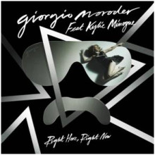 "Giorgio Moroder feat. Kylie Minogue ""Right Here, Right Now"" ute nå!"