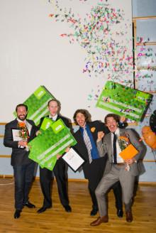 Umeåidéer bland vinnarna i Norrland