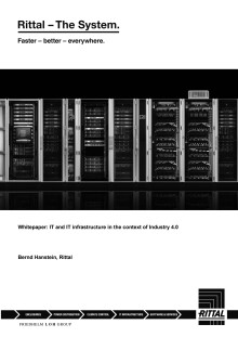 White paper - IT infrastructure in the context of Industry 4.0