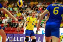 Århundradets volleybollmatch i Halmstad