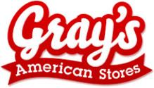 Gray's American Stores nya hemsida - smart och smidig
