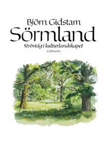 Sörmland - strövtåg i kulturlandskap. Konstnären och författaren Björn Gidstam kartlägger Sveriges landskap