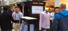 Tailor Store tar klivet ut från nätet