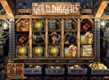 Gold Diggers slot