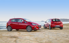 Opel presenterar femte generationens Corsa