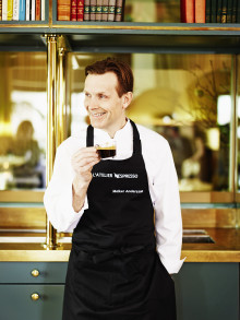 Nespresso stolt kaffepartner till Bocuse d'Or
