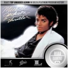 Michael Jackson - Thriller 30x Platinum!