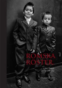 Ny bok - ROMSKA RÖSTER