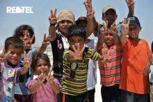 På Internationella Flyktingdagen ringer flyktingar i Sverige gratis med Rebtel