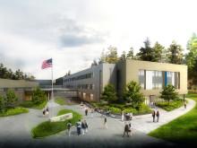 Skanska bygger nya Tahoma High School i Maple Valley, USA, för cirka 750 miljoner kronor