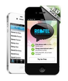 Rebtel lanserar nästa generations HD-ljud för telefoniappar