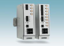 Multichannel electronic circuit breakers