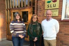 Först att miljöcertifieras i ny standard – SLU i Skara