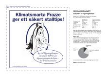 Millan och Frazze - en klimatsmart seriestripp del 5