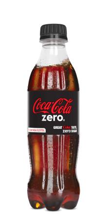 Økende salg av kalorifri Coca-Cola