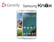 Centrify blir leverantör av Samsung Knox