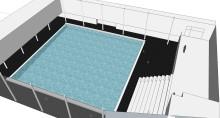 Nya simhallen i Sundsvall gör Himlabadet komplett