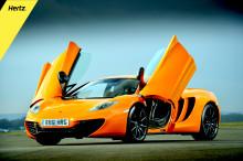 Realiser drømmen - Lei ikonbiler hos Hertz