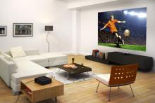 Fotball-VM på storskjerm? Hva bør du være oppmerksom på ved kjøp av en projektor?