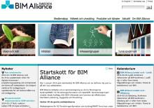 BIMobject® ansluter sig till föreningen BIM Alliance Sweden