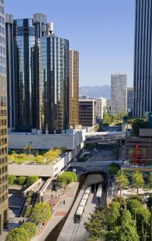 Skanska bygger spårväg i Los Angeles, USA, för cirka 3,8 miljarder kronor