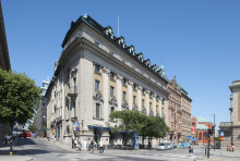 Midroc och Axfast genomför fastighetsaffär i Stockholm