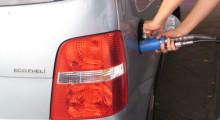 Fortsatt ökning av fordonsgasen 2014