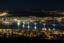 Schneider Electric har stegat vägen för Sveriges längsta motorvägsbro