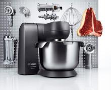 Ny kjøkkenmaskin fra Bosch: Et krafttak på kjøkkenet med MaxxiMUM