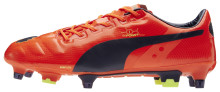 PUMA'S REVOLUTIONARY NEW evoPOWER BOOT OPTIMISES KICKING POWER AND ACCURACY