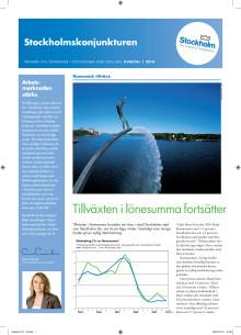 Stockholmskonjunkturen kvartal 1 2010