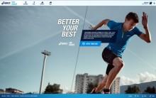 ASICS lancerer 'MY ASICS' trænings-app