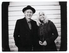 Årets Polarpristagare Emmylou Harris släpper nytt album med Rodney Crowell