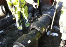 Ljungskile får nu dricksvatten från Uddevalla