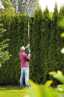 Rejäla maskiner och redskap för vårens trädgårdsarbete
