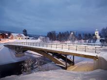 Byggmaterialet viktigast för lägre klimatpåverkan i broprojekt