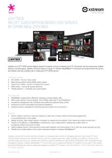 Lightbox- Customer Case