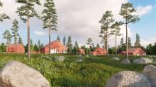Internationell arkitektur på Eskörönningen