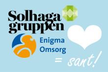 Solhagagruppen går samman med Enigma Omsorg