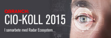 CIO-Koll 2015: IT-chefens utmaningar, hot och möjligheter | 12 mars