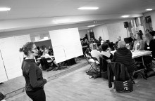 Workshop: vision ny stadsdel i Uppsala