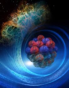 Att beräkna atomkärnor – från mikrokosmos till universum
