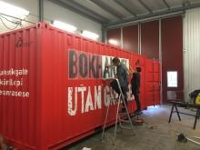 Läkare Utan Gränser öppnar bokhandel på Stureplan