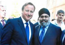 UKITA Member meets David Cameron