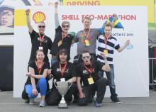 Baldos bästa svenska bil i Shell Eco-Marathon